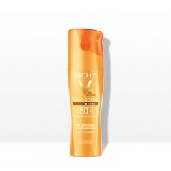 IDEAL SOLEIL SPF 50+ OPTIMIZADOR DEL BRONCEADO S